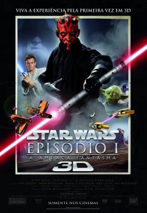 Star Wars: Episodio I - La amenaza fantasma 3116x4500