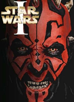 Star Wars: Episodio I - La amenaza fantasma 450x620