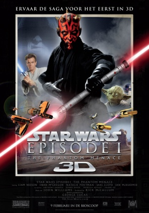 Star Wars: Episodio I - La amenaza fantasma 1984x2834