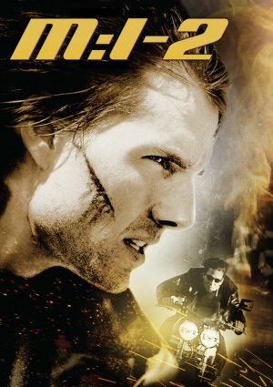 Mission: Impossible II 1058x1500