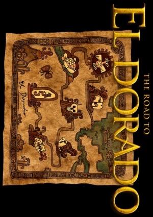 The Road to El Dorado 451x639
