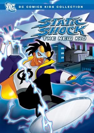 Static Shock 2534x3600