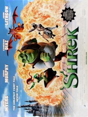 Shrek - Der tollkühne Held 2252x3000