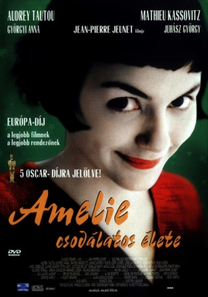 Die fabelhafte Welt der Amelie 400x571