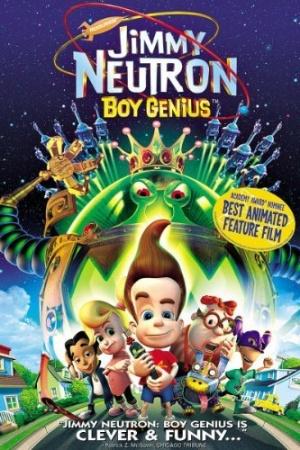 Jimmy Neutron: Der mutige Erfinder 333x500