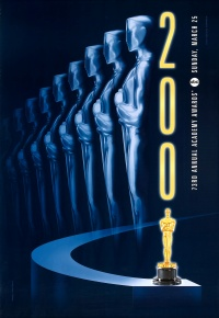 The 73rd Annual Academy Awards poster