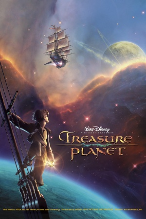 Treasure Planet 1600x2400