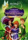 Return to Never Land Cover