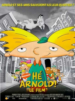 Hey Arnold! The Movie 600x800