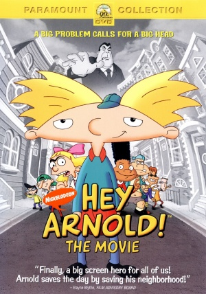 Hey Arnold! The Movie 1647x2349
