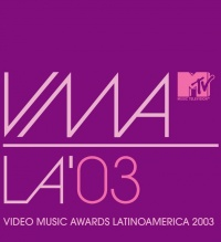 2003 MTV Video Music Awards poster