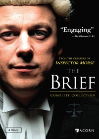 The Brief poster
