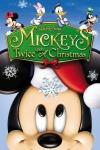 Mickys turbulente Weihnachtszeit poster