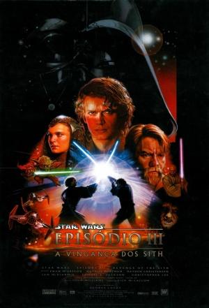 Star Wars: Episodio III - La venganza de los Sith 554x814