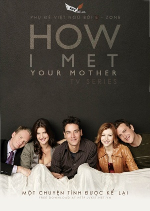 How I Met Your Mother 900x1260