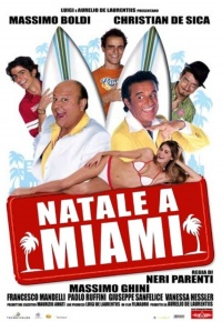 Natale a Miami poster