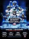 NFL Thursday Night Football poster