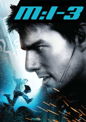 Mission: Impossible III 1060x1500