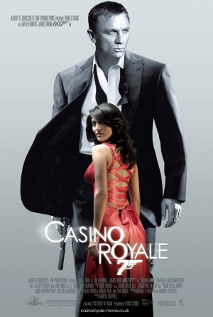 Casino Royale Theatrical poster