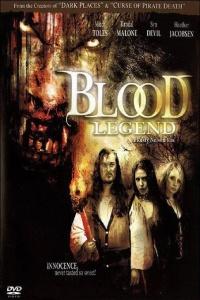 Blood Legend poster