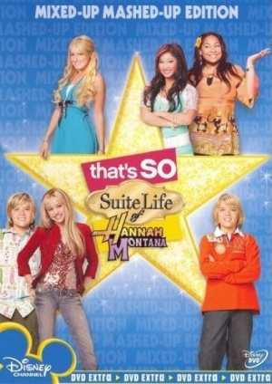 That's So Suite Life of Hannah Montana 354x500