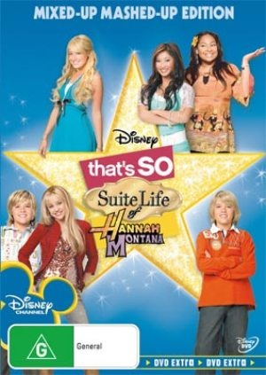 That's So Suite Life of Hannah Montana 300x423