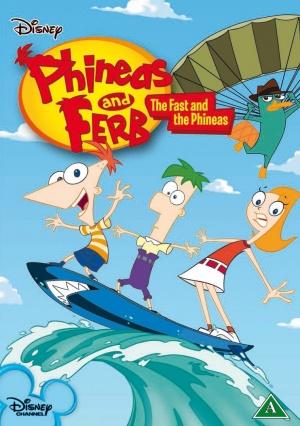 Phineas und Ferb 918x1305