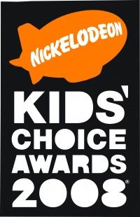 Nickelodeon Kids' Choice Awards 2008 poster