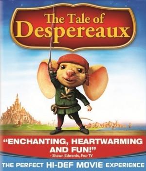 The Tale of Despereaux 464x544