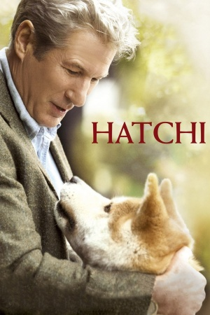 Hachi: A Dog's Tale 1000x1500