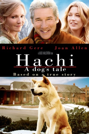 Hachi: A Dog's Tale 800x1200