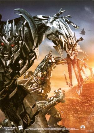 Transformers: Die Rache 1519x2151
