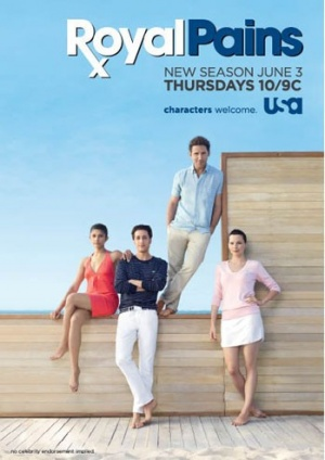 Royal Pains 349x493