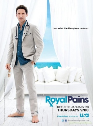 Royal Pains 529x720