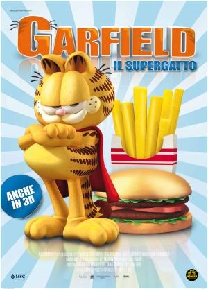 Garfield - Tierische Helden 3598x5000