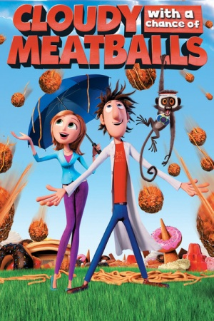 Cloudy with a Chance of Meatballs 400x600