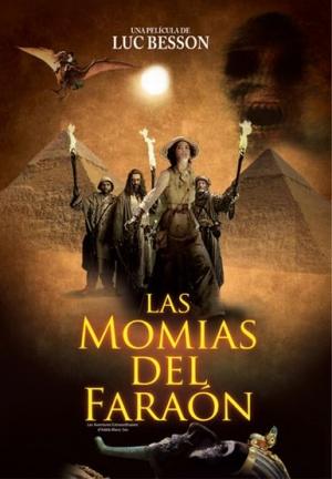 Adèle und das Geheimnis des Pharaos 385x554