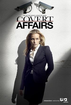 Covert Affairs 600x890
