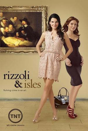 Rizzoli & Isles 600x890
