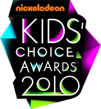Nickelodeon Kids' Choice Awards 2010 poster