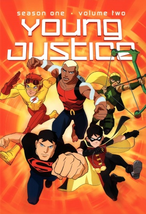 Young Justice 1461x2150