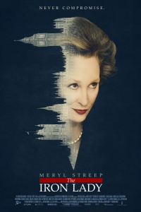 The Iron Lady poster
