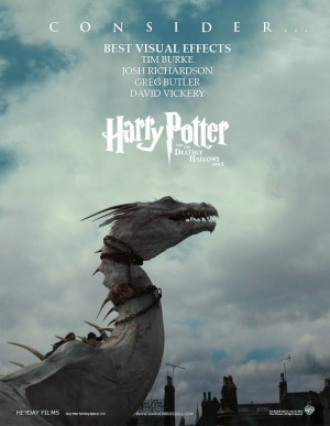 Harry Potter and the Deathly Hallows: Part 2 700x904
