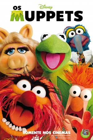 The Muppets 2652x4000