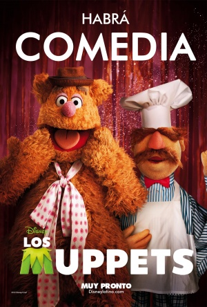 The Muppets 1384x2048