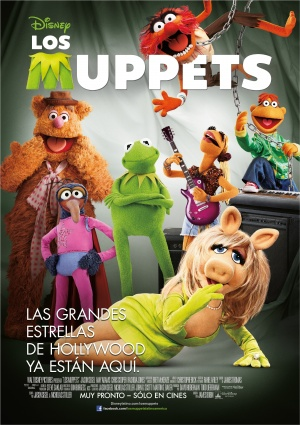 The Muppets 3122x4421