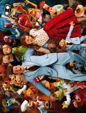 The Muppets 3833x5000