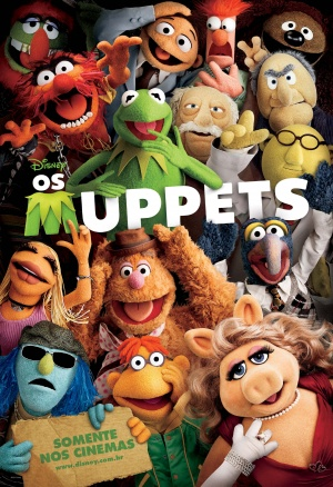 The Muppets 1843x2693