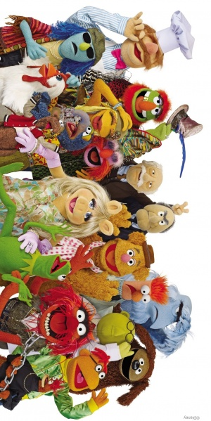 The Muppets 1026x2048