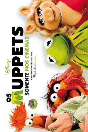 The Muppets 2667x4000